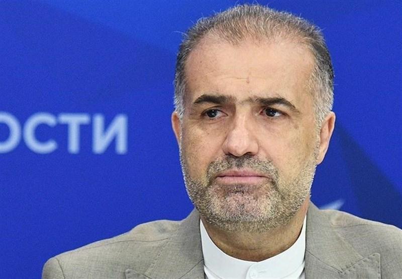 سفیر ایران: نخستین محموله واکسن روسی تا هفته آینده به تهران تحویل داده میشود