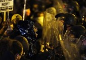 Philadelphia Protesters Face Off with Riot Cops over Police Shooting (+Video)