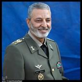 پیام تبریک فرمانده ارتش به وزیر دفاع