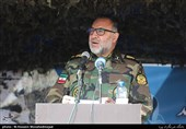 Commander: Border Security Iran's Red Line