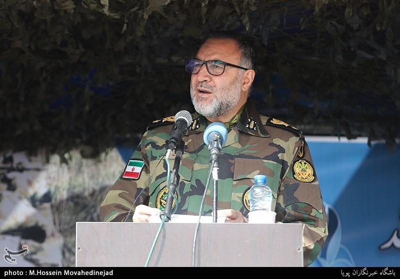 Commander: Border Security Iran's Red Line