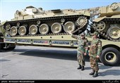 Iran's Army Takes Delivery of 500 Heavy Armored Vehicles