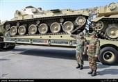 الحاق بیش از 500 خودروی فوق سنگین به نیروی زمینی ارتش