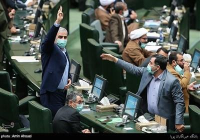 جلسه علنی مجلس شورای اسلامی چهارشنبه هفتم آبان