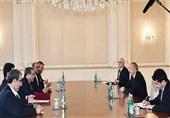 Iran's Envoy Calls Meeting with Azeri President 'Constructive'