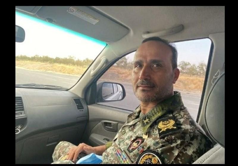 ارشد نظامی ارتش در استان مرکزی دعوت حق را لبیک گفت