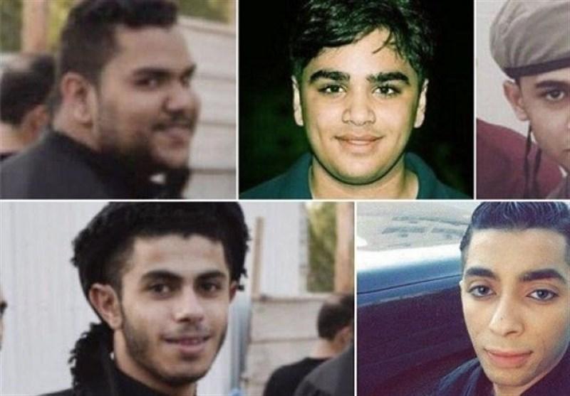 نقض حقوق بشر در عربستان؛ 5 نوجوان شیعه در معرض اعدام