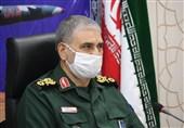 قرارگاه محرومیتزدایی سپاه خوزستان در مناطق صعبالعبور دزفول جادهسازی میکند