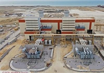 قشم در تامین انرژی برق خودکفا شد / افتتاح دومین واحد گازی نیروگاه سیکل ترکیبی قشم