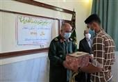 تجلیل سپاه از قهرمانان مسابقات ملی، آسیایی و جهانی در استان بوشهر