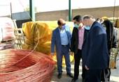 ورامین| 135 فرصت شغلی در بزرگترین کارخانه تولید سیم و کابل ایجاد شد
