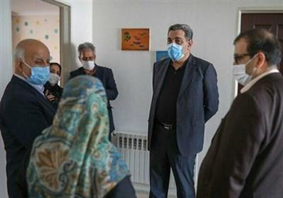 افتتاح همراهسرای مرکز طبی کودکان