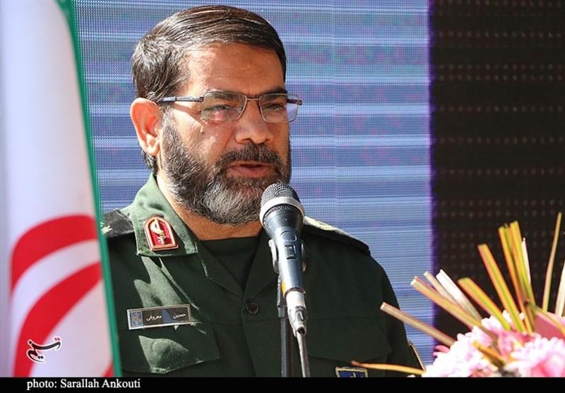 قرارگاه محرومیتزدایی سپاه برای حل مشکل آب شرب کرمان به میدان آمد