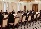 سوریه جزئیات دیدار هیئت بلندپایه روس با بشار اسد