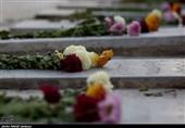یادواره شهدای دانشآموز در گلستان شهدای اصفهان به روایت تصویر