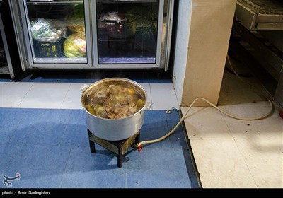 بازرسی اکیپ های نظارت بر اماکن عمومی در شیراز