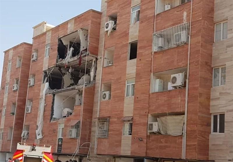 جزئیات انفجار گاز در منازل مسکن مهر فاز 7 بندر ماهشهر/ چند خانه تخریب شد / آسیب به خودروها و مجروحیت 5 نفر+ تصاویر