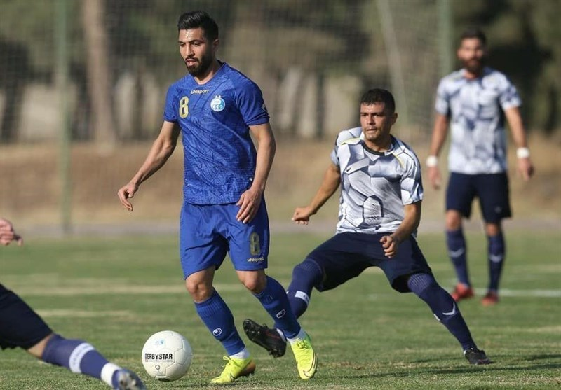 Esteghlal Beats Chooka in Friendly