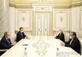 عراقچی طرح ایران برای حلوفصل بحران قره باغ را به نخستوزیر ارمنستان ارائه کرد