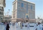 عربستان  حادثه در مسجدالحرام+عکس