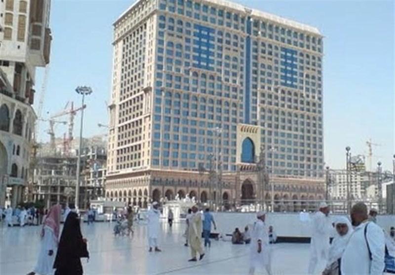 عربستان| حادثه در مسجدالحرام+عکس