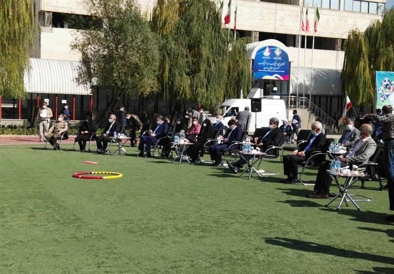 کمیته ملی پارالمپیک ایران ,