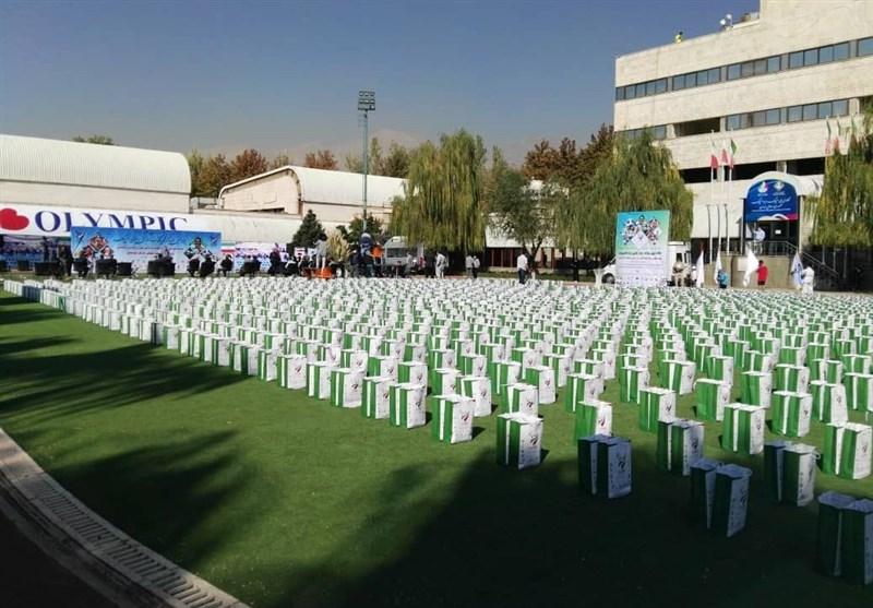 برگزاری مراسم گرامیداشت روز ملی و هفته پارالمپیک+عکس