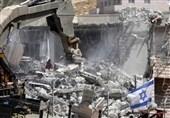 تخریب منزل یک فلسطینی برای پنجمین بار پیاپی/ تاکید نمایندگان اروپایی بر لزوم توقف طرح الحاق کرانه باختری