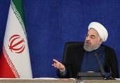 افتتاح طرح انتقال آب از خلیج فارس به مناطق کویری با دستور روحانی