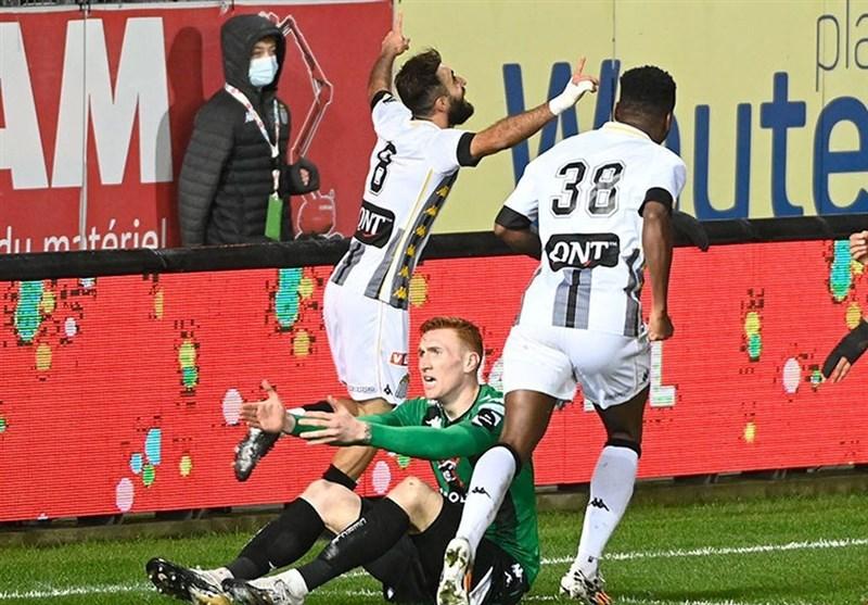 ژوپیلر لیگ بلژیک  بازگشت شارلوا به صدر جدول با گلزنی قلیزاده