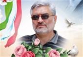 سردار حمید میرزایی در گلزار شهدا به خاک سپرده شد