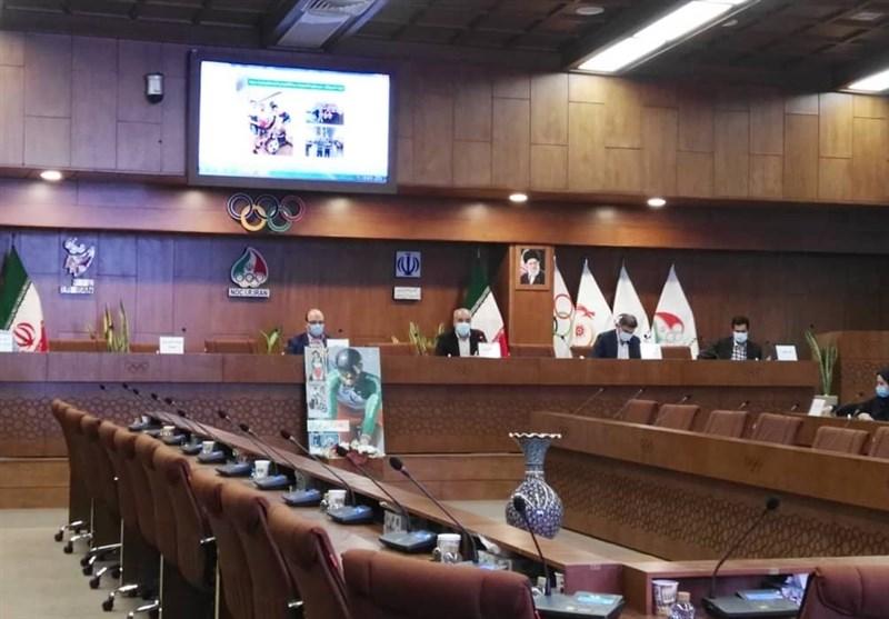 برگزاری مجمع عمومی فدراسیون دوچرخهسواری با حضور علینژاد/ قمری خداحافظی کرد!