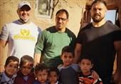 پیگیری ساخت مدارس روستاهای مرزی توسط قهرمانان کشتی