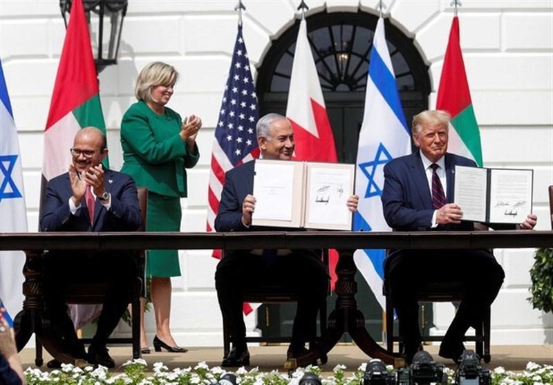 آخرین تلاش ترامپ برای تقویت همکاریهای سازشکاران عربی و رژیم صهیونیستی علیه ایران