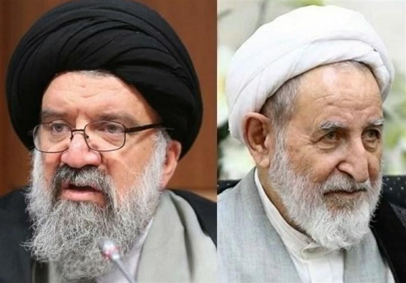 حجتالاسلام والمسلمین احمد خاتمی جایگزین آیتالله یزدی در شورای نگهبان شد