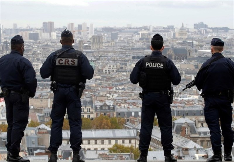 French Police Charged over Black Man's Beating