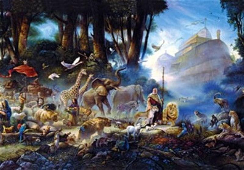 چرا طبق آیات قرآن پسر حضرت نوح(ع) در طوفان غرق شد؟