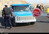 راههای ورودی و خروجی مرکز استان خراسان شمالی مسدود شد+تصاویر