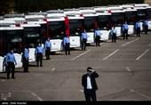 ورود 110 دستگاه اتوبوس و مینی بوس به شهر تهران غنیمت است