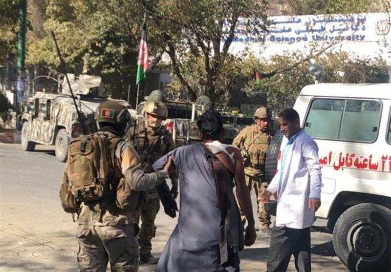 پایان حمله به دانشگاه کابل؛ 30 نفر کشته و زخمی شدند