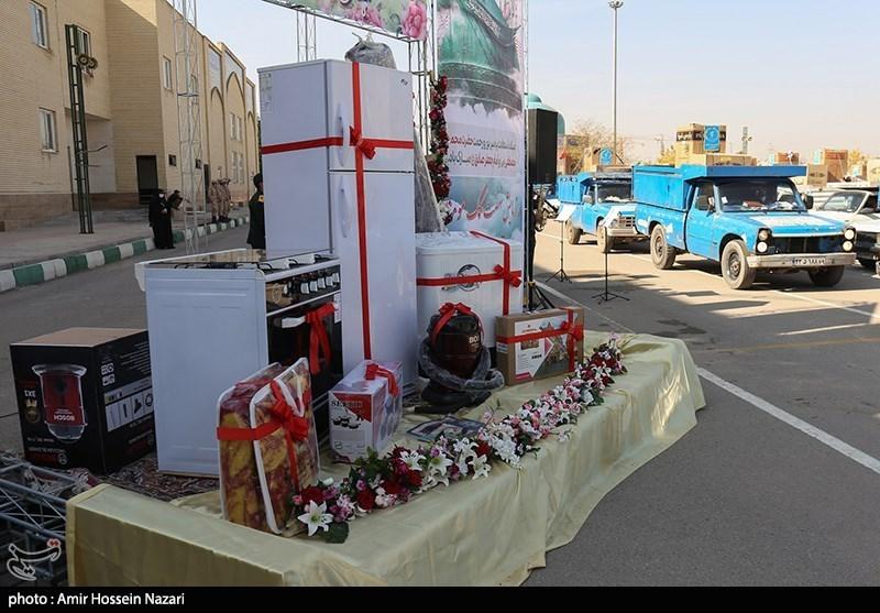 طرح ایران مهربان، هر یتیم یک حامی؛ همه نوعروسان در دو سال گذشته جهیزیه گرفتهاند
