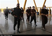 انتقال 45 زندانی به ایران پس از توافقات حاصل از سفر رئیس قوه قضائیه به عراق
