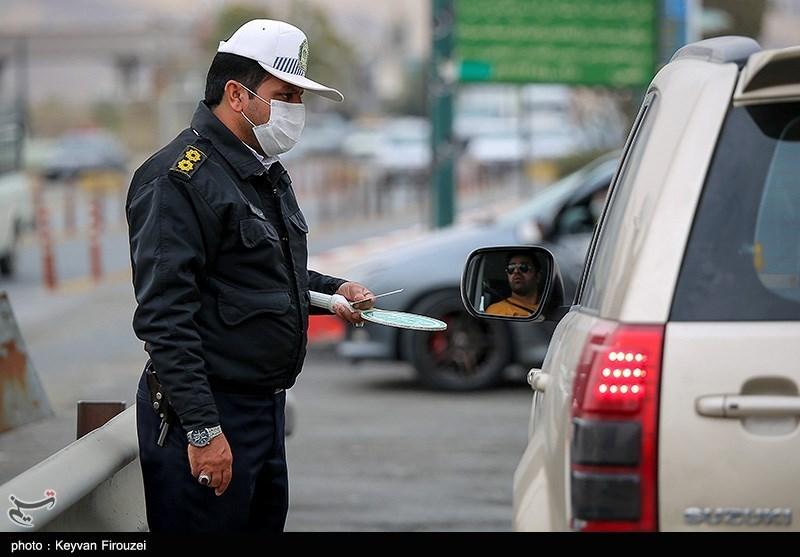 تشدید طرح تردد شبانه خودروها در خراسان شمالی؛ خروج و ورود به اسفراین ممنوع است