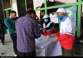 340 میلیون ریال کمک دارویی و درمانی توسط هلال احمر اردستان صورت گرفت