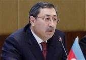 Azeri Deputy FM Lauds Ayatollah Khamenei's Stance on Nagorno-Karabakh Conflict