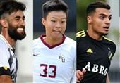 قلیزاده و محمدی نامزد بهترین لژیونر هفته گذشته فوتبال آسیا