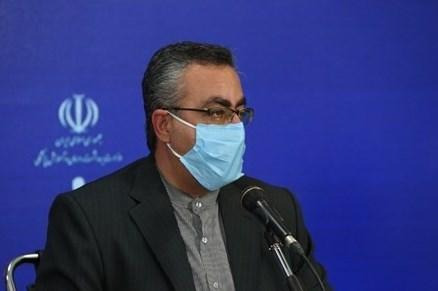 واکنش کنایهآمیز جهانپور به خبری مبنی بر گم شدن 200000 دوز واکسن کرونا در ایران