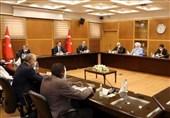 دیدار معاون وزیر خارجه ترکیه با نمایندگان طوایف لیبی در آنکارا
