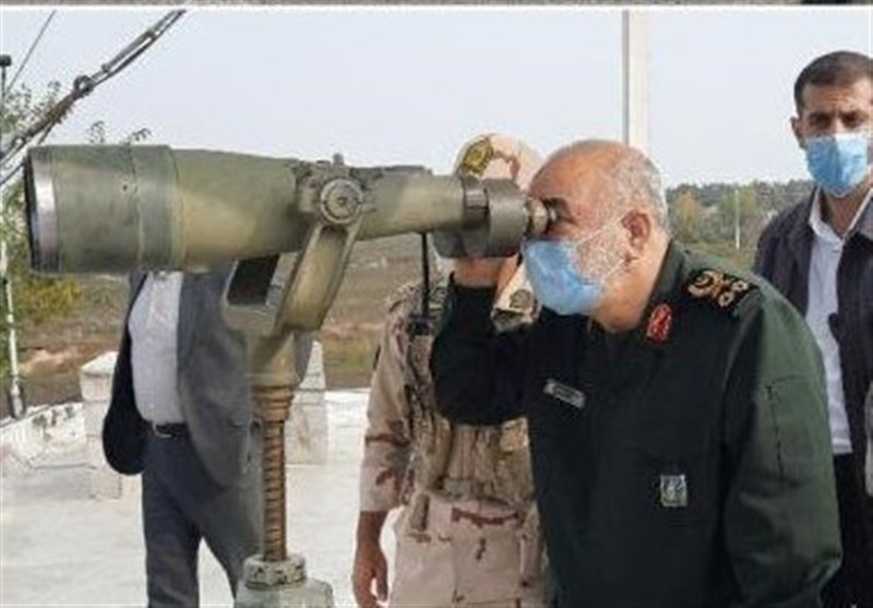 Karabakh Warring Sides Warned of Presence of Terrorists Near Iran: IRGC Chief