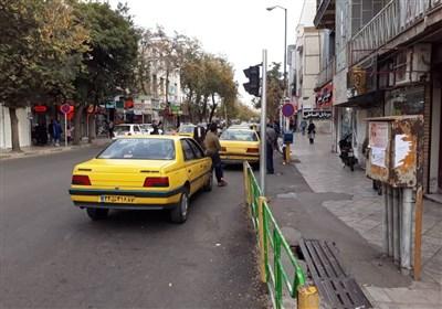 """تاکسیهای کرج برای پیشگیری از آلودگی هوا به """"کاتالیزور"""" مجهز میشوند"""